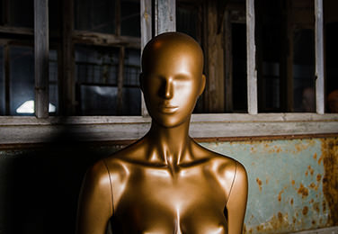 FEMALE ABSTRACT MANNEQUINS